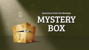 Hill Aerospace Museum - Mystery Box