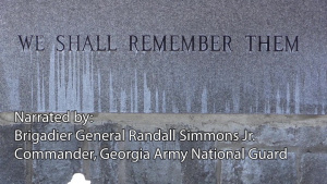 Georgia Army National Guard - 2020 Memorial Day Message