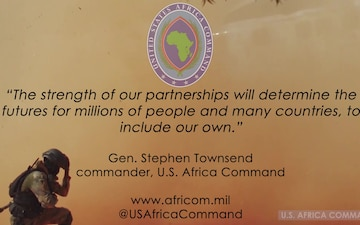 AFRICOM in 2020: Engaging partners, strengthening cooperation in a COVID-19 environment
