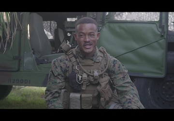 Meet our MLG | Lance Cpl Malik Pugh, digital wide band technician, and technology enthusiast