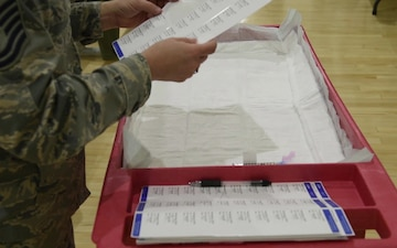 Joint Base MDL Receives Vaccination