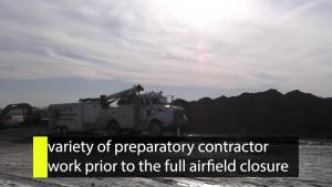 Inside AFIMSC Offutt Runway Construction