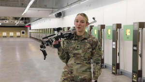 Belgrade, MT native & 2020 Olympian joins the US Army to pursue her dreams