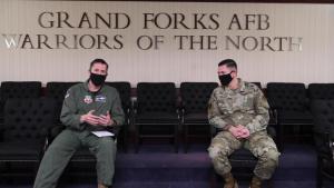 Grand Forks COVID-19 HPCON Bravo+ Update