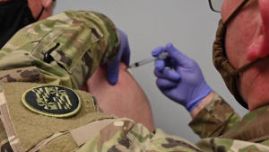 BROLL: MDNG Mobile Vaccination Support Team at Cheverly Health Center
