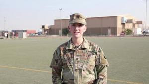 Sgt. Mandy Myers Shoutout