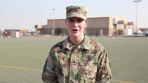 Sgt. Taylor Harrison Shoutout