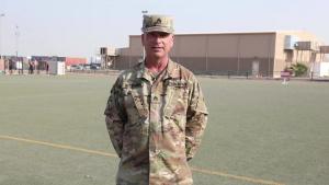 Staff Sgt. Steve Augusten Shoutout