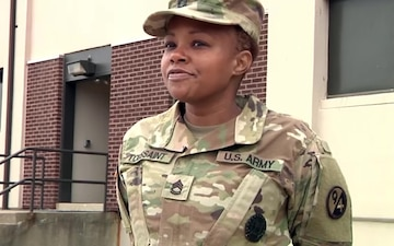 "Sgt. 1st Class Miranda Toussaint, ""Why I Instruct"""
