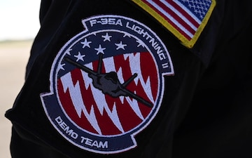 F-35A Demo Team: A Crew Chief's Perspective