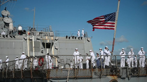 USS William P. Lawrence Returns to Pearl Harbor