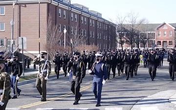 Presidential Inauguration Parade B Roll 12 Jan 2021