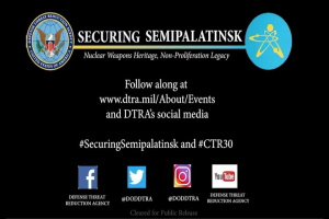 Semipalatinsk as U.S. National Security Arena: In Conversation with Vayl Oxford and Laura Holgate