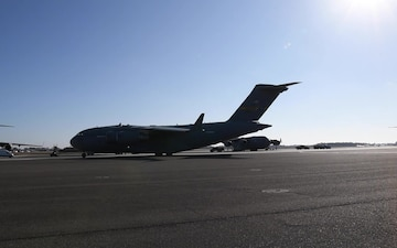 Joint Base Charleston C-17 4 millionth hour