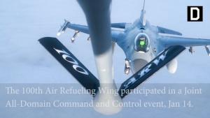 100th ARW fuels Black Sea mission