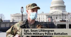National Guard Secure D.C.