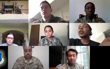 Air Force Reserve New Year Message