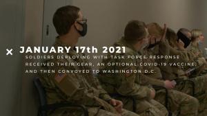 W.Va. National Guard Deploys Task Force Response to Washington, D.C.