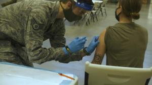 W.Va. National Guard Deploys Task Force Response to Washington, D.C. - BRoll