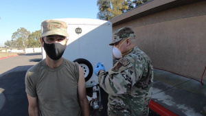 Decision 2021: California Air National Guard airmen share their reasons for getting vaccinated