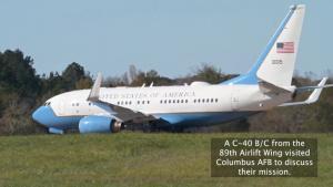 C-40 Clipper Tour