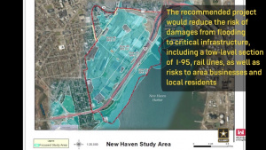 Fairfield and New Haven Coastal Storm Management Study
