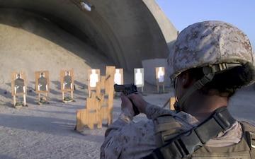 SPMAGTF-CR-CC 20.2: Three-gun Drills