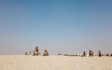 SPMAGTF-CR-CC 20.2: Combined Mortar Training in UAE