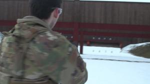 569th live firing Training