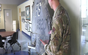 Virtual Tour of the 188th Wing Heritage Room