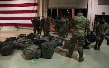 All Alaska Guardsmen return home after supporting inauguration security efforts