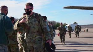 19th AW Airmen return from deployment