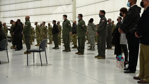 First TXANG female Maj. Gen. retires