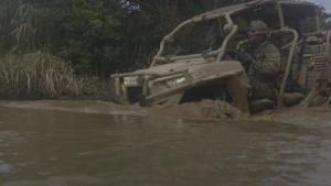 3d Reconnaissance Battalion Conduct Utility Task Vehicle Drivers Course B-Roll