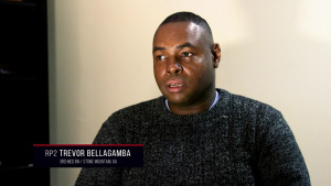 Faces of MCIPAC: RP2 Trevor Bellagamba