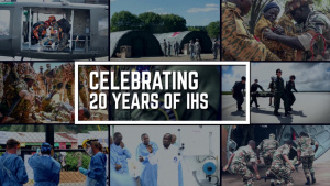Air Force Surgeon General on the 20th Anniversary of the International Health Specialist Program