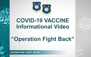 30th MDG Vaccinates Vandenberg Personnel During #Operation Fight Back