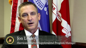 Hurricane Harvey Supplemental Program Builds Resiliency in the Southwestern Division – Overview