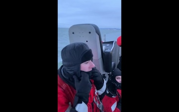 Coast Guard completes 3 rescues during busy crab season opener