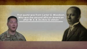 Black History Month 2021 Introducing Doctor Carter G Woodson 502d JBSA