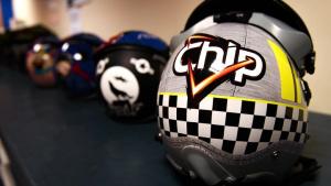 'Chip' Helmet wrap
