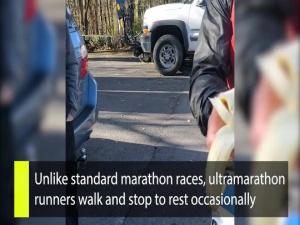 Inside AFIMSC: Ultramarathoners