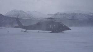 Alaska Army National Guard, 168th Aviation UH-60 operations