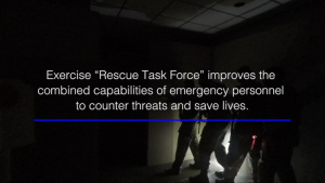 18th Wing Active Shooter Exercise