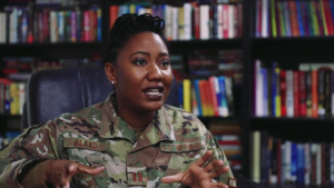 332nd AEW celebrates black history month