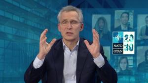 Q&A NATO Secretary General Jens Stoltenberg (3/3)