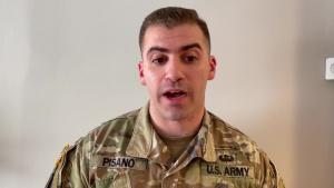 CPT Nicholas Pisano - Role of Task Force Rear Detachment