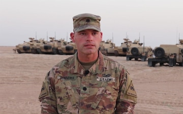 Lt. Col. Bryan Bonnema interview