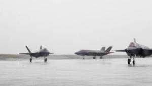Cope North 21 F-35 Arrivals