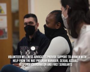 RAF Mildenhall Wellness Advocacy Team